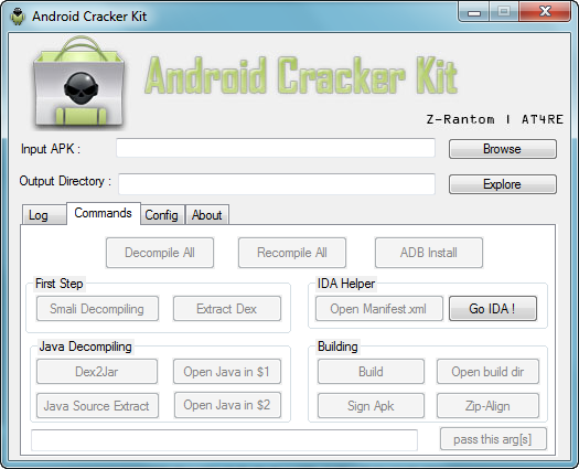 Android Reverser Toolkit - Форум