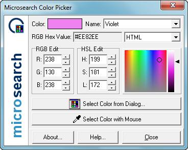 Программа пипетка для определения цвета